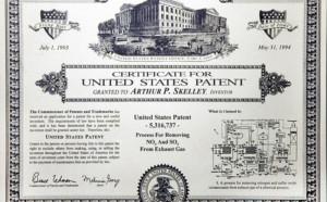 Patent 5316737
